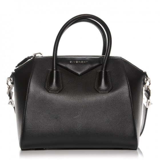 Sale Products givenchy sugar goatskin small antigona black 10